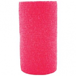 3M - Vetrap Bandaging Tape - Red - 4 Inch x 5 Yard