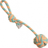 SnugArooz - Snugz Floss N' Fun Rope Tug - Assorted - 17 Inch