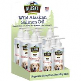 Alaska Naturals Pet Prod - Alaska Naturals Salmon Counter Display - Salmon - 10 Piece