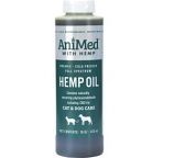 Animed - Pure Hemp Oil For Dogs And Cats - 16 oz
