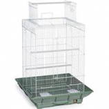 Prevue Pet Products - Clean Life Playtop Bird Cage - Assorted - 18 X 18 X 27 Inch / 4 Pk