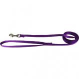 Hamilton Pet - Single Thick Nylon Lead with Swivel Snap - Hot Purple - 0.63 Inch x 6 Feet