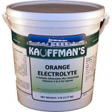 DBC Agricultural Products - Orange Electrolyte - Orange - 12 Lb
