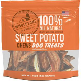 Petstages - Wholesome Pride Sweet Potato Chews - 16 oz