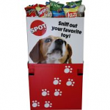 Ethical Dog -Fun Food Chips Assorted Dump Display - Assorted - 63 Piece