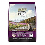 Canidae - Pure - Canidae Pure Stream Formula Dry Cat Food - Fresh Trout - 10 Lb
