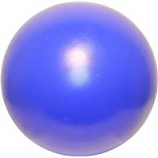 Jolly Pets - Push-N-Play Ball - Blue -14 Inch