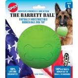 Ethical Dog -Barrett Ball - Green - Large/5 Inch