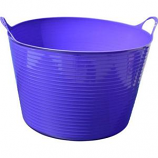 Tuff Stuff Products - Flex Tub  - Purple  - 16 Gallon