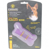 StarMark - Treat Ringer Flexgrip Bone - Small