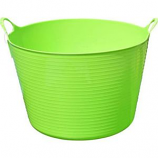 Tuff Stuff Products - Flex Tub  - Green  - 12 Gallon