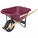 Scenic Road Mfg  - Wheelbarrow - Parts Box For M6 - 1K Wheelbarrow - 6 Cu Ft