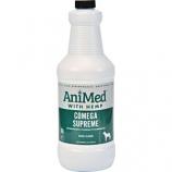 Animed - Comega With Hemp Oil - Quart
