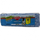 Kaytee Products - Kaytee Clean And Cozy Bedding - Blue - 8L