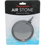 Aquatop Aquatic Supplies - Airstone Disk - Black - 4 Inch