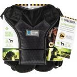 Quaker Pet Group -Sherpa Seatbelt Safety Harness Crash Tested - Black - Large