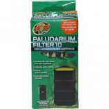 Zoo Med -Paludarium Replacement Filter Cartridge -10 Gal