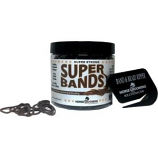 Healthy Haircare Product - Super Bands - Brown- 1/4 Pound