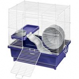 Super Pet-Cage - My First Home Hamster 2-Story Cage - Purple - 14 X 10 Inch