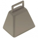 Henssgen Hardware Corp. P - Long Distance Cow Bell - Copper - 2 13/16 Inch