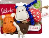 Worldwise Inc -Hypernip Hyper Hippos Cat Toys -2 Pack