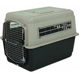 Petmate - Carriers - Ultra Vari Kennel - Taupe / Black - 40 Inch