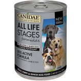 Canidae - All Life Stages - Canidae All Life Stages Less Active Can Dog Food - Chicken / Lamb / Fi - 13 Ounce