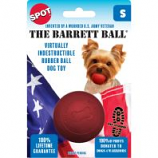 Ethical Dog -Barrett Ball - Red - Small/2.5 Inch