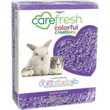 HEALTHY PET -HEALTHY PET COLORFUL CREATIONS BEDDING-PURPLE-50 L