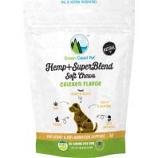 Green Coast Pet - Hemp+ Superblend Soft Chews For Dogs - Chicken - 3 Oz