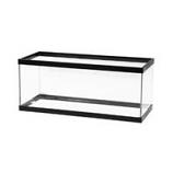 Aqueon Products - Glass - Standard Rectangular Aquarium Tank - Black - 20 Gallon