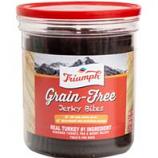 Triumph Pet Industries - Triumph Grain Free Jerky Bites - Turkey - 20 Ounce