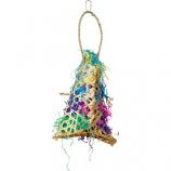 Prevue Pet Products - Calypso Creations Fiesta Handbag Toy - Multi-Colored - 7X9 In