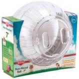 Super Pet - Run-about Ball - Clear - 7 Inch Diameter