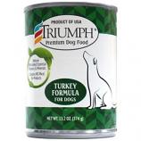Triumph Pet - Triumph Canned Dog Food - Turkey - 13.2 oz