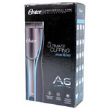 Oster Corporation - A6 Heavy Duty Clipper With Detachable Blade - Black - 4400 Spm