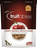 Manna Pro - Fruitables Baked Dog Treats - Bacon/Apple - 7 oz