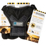 Quaker Pet Group -Sherpa Seatbelt Safety Harness Crash Tested - Black - Small