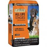 Canidae - All Life Stages -Canidae All Life Stages Dry Dog Food - Lamb Meal / Rice - 15 Lb