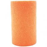 3M -Vetrap Bandaging Tape - Orange - 4 Inch x 5 Yard