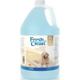 Lambert Kay / Fresh 'N Clean Scented Shampoo 15:1 Concentrate - Crisp Linen - 128 Oz