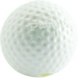 Planet Dog -Usa Golfball Orbee Tuff Dog Toy - White - 2.25 Inch