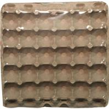 Miller Manufacturing - Egg Flats (5 X 6 - 12 Per Package) - Gray - 12 Pack 5 X 6