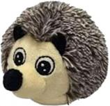 Petlou - EZ Squeaky Hedgehog Ball - 4 Inch