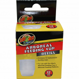 Zoo Med - Arboreal Cup Refill - 12 Pack