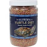 Flukers - Aquatic Turtle Diet - 15  oz