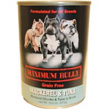 Replenish Pet - Maximum Bully Canned Dog Food - Tuna / Mackerel - 13.2 Ounce