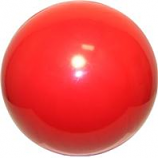 Jolly Pets - Push-N-Play Ball - Red - 14 Inch