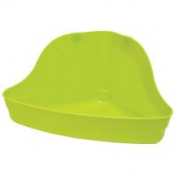 Super Pet- Container -Hi-Corner Litter Pan - Assorted - Small
