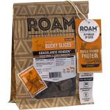 Pet Proteins - Bucky Slices Grasslands Venison Freeze Dried - Venison - 2 oz